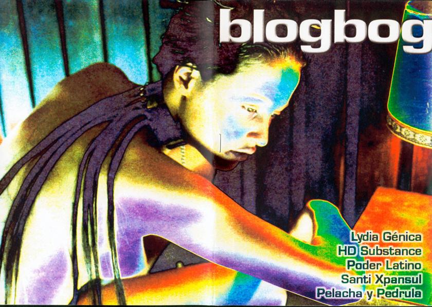 MUSICA DISPERSA ARKIVES - BLOGBOG FANZINE 08 (finales de los 90)