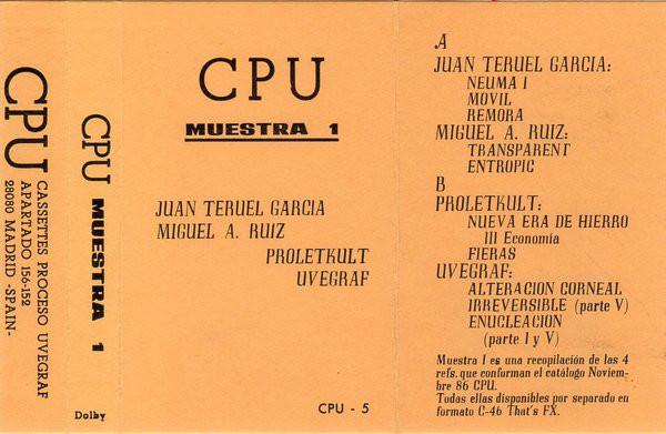 CPU M